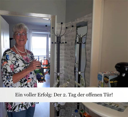 """Die """"Juice & Coffee"""" - Bar findet regen Anklang"""