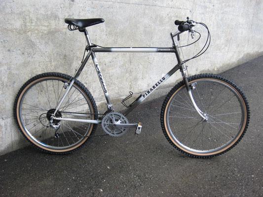 Pinarello 1986, Shimano Mountain LX