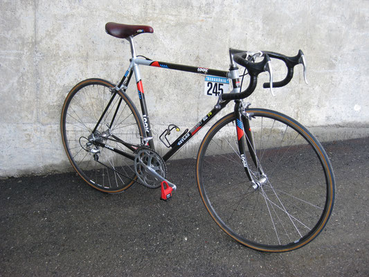 LOOK Kevlar Hinault KG76 1989, Shimano Dura Ace