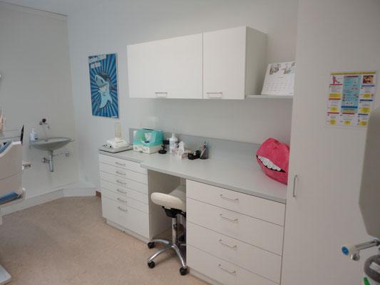 Hygiene-Abdeckung in Klinik