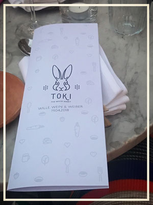 Im TOKI - THE WHITE RABBIT...