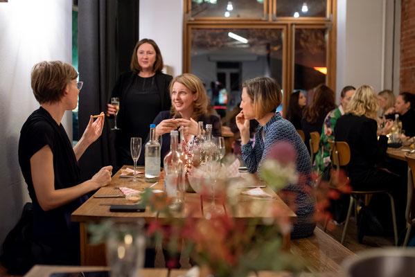 Die Speakerinnen - Copyright: Martina van Kann