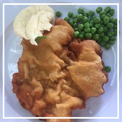 Plachutta's Schnitzel