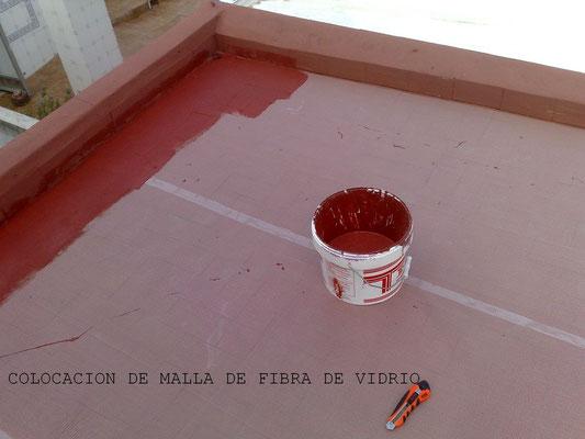 reparar terraza con goteras