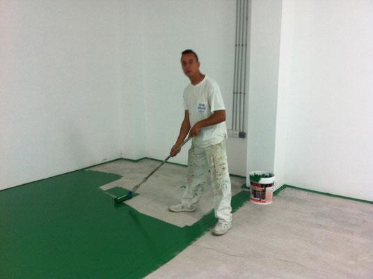 pintor aplicador epoxi