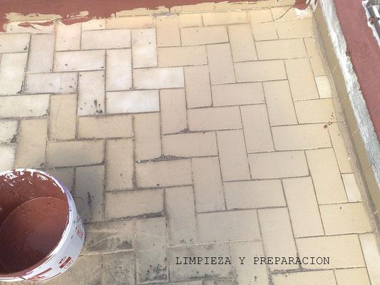 reparar terraza valencia