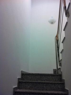 oficina pared blanca