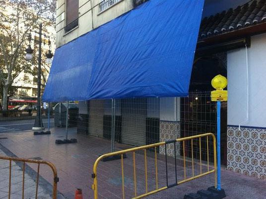 proteccion fachadas