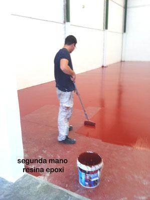 pintura epoxi alimenticia