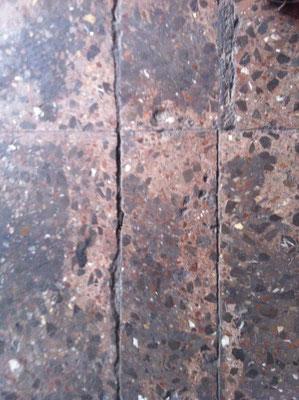 reparar suelo terrazo