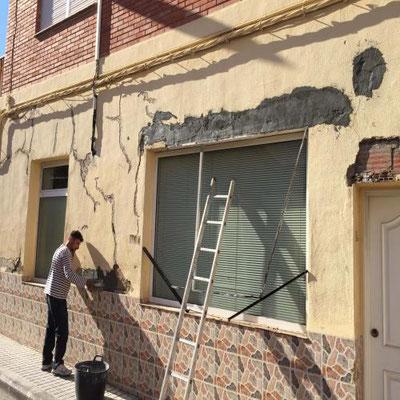 fachadas rehabilitacion en valencia