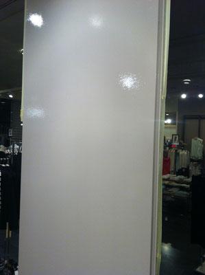 pintar centro comercial