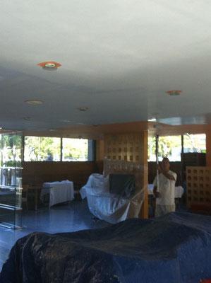 pintura para hoteles