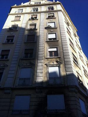 empresa de rehabilitaciones fachada