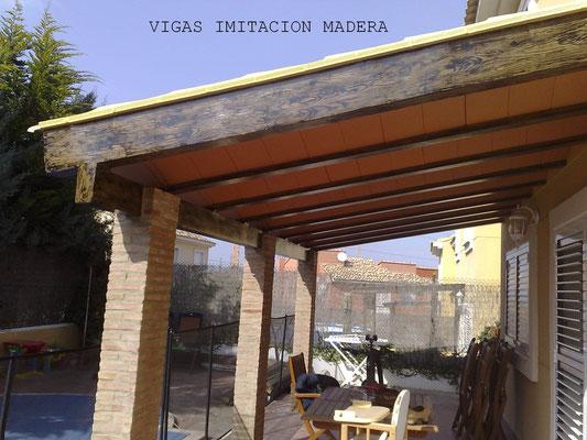 imitacion madera para exterior