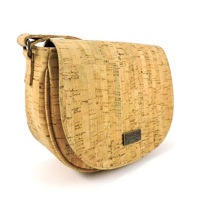 Kork Damen Handtasche CorkLane - Natur