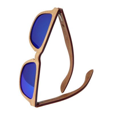 Geschenkidee Sonnenbrille AERO Blau