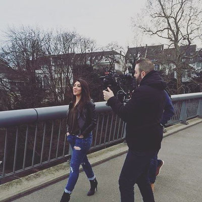 """Videoshoot con Roccia per l'inedito """"RICORDI"""""""