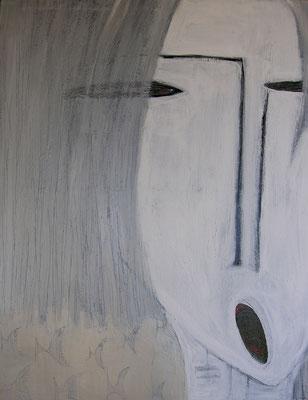 La Japonesa, acr. s/lienzo, 116x89 cm, 2006