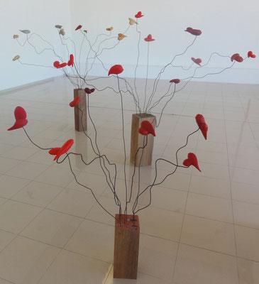 """Love Tree"" Galerie B12 Ibiza 2012"