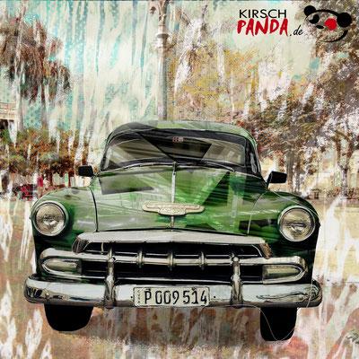 Jens Hirsch: Auto auf Cuba I