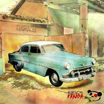 Jens Hirsch: Auto auf Cuba II