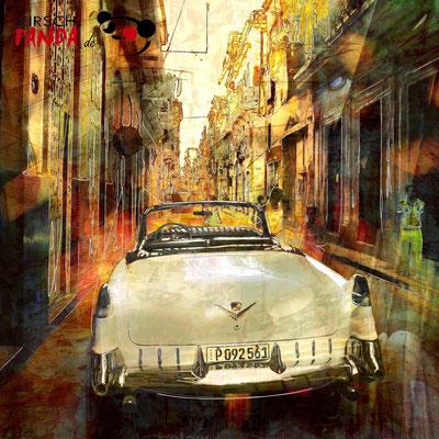 Jens Hirsch: Auto auf Cuba III