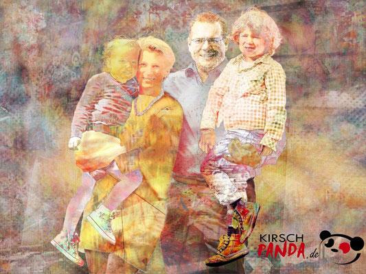 Jens Hirsch: Familienportrait