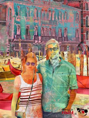 Jens Hirsch: Paar in Venedig