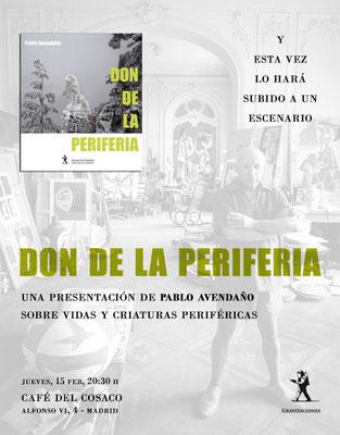 Don de la periferia | Periphery as a gift - Pablo Avendaño