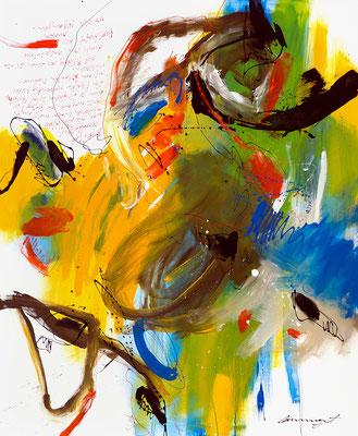 Prärie _ 110 x 90 cm
