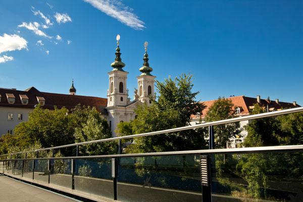 Mursteg - Graz