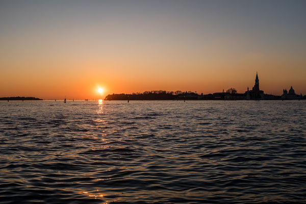 Sundown - Venedig