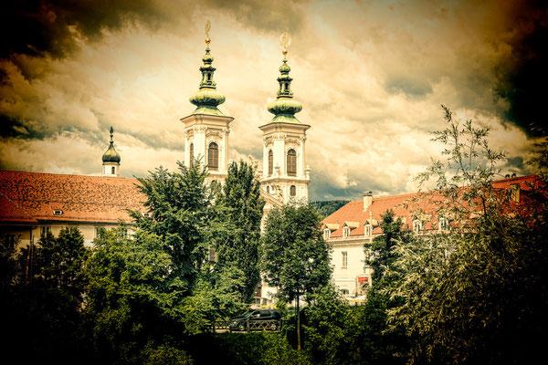 Mariahilferkirche - Graz