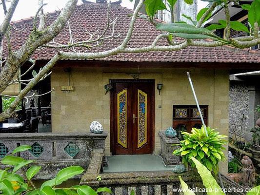 Ubud house for sale