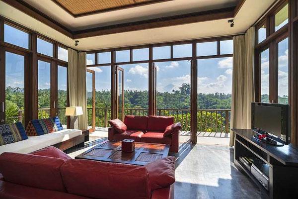 Ubud villa for sale