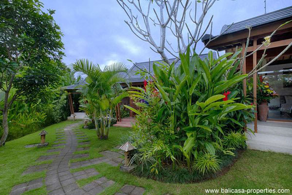 Ubud resort for sale