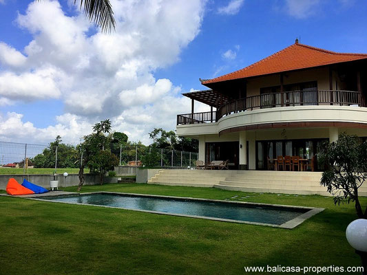 Tabanan villa for sale with panoramic views
