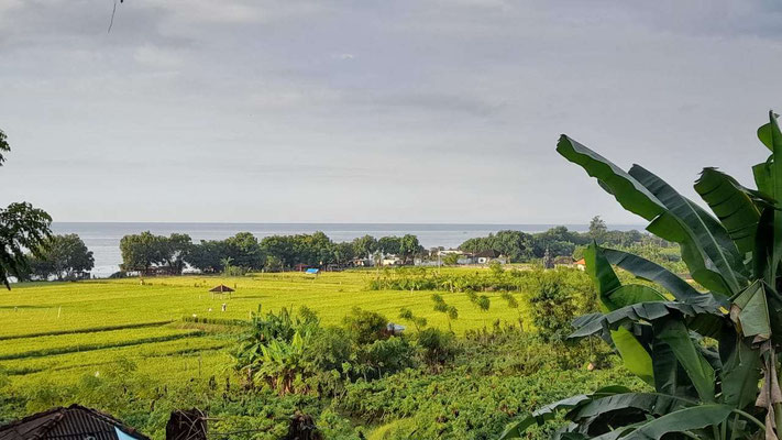 North Bali land for sale