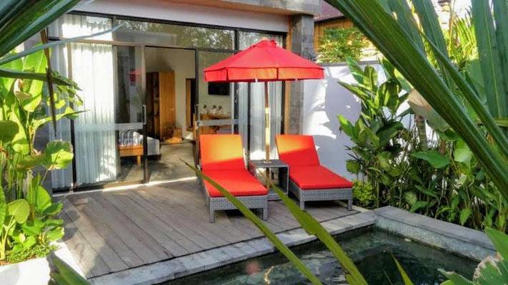 Lovina resort for sale