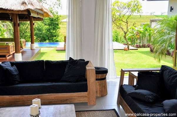 Pererenan villa for sale with 3 bedrooms