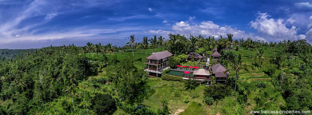 Bali resort for sale