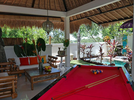 Pecatu villa for sale