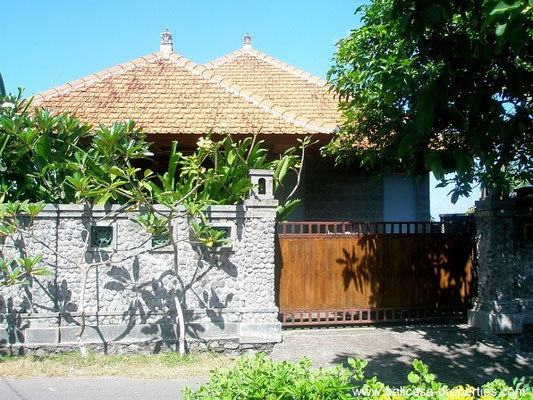 Medewi house for sale in West Bali