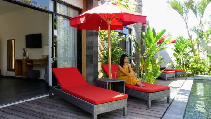North Bali resort for sale