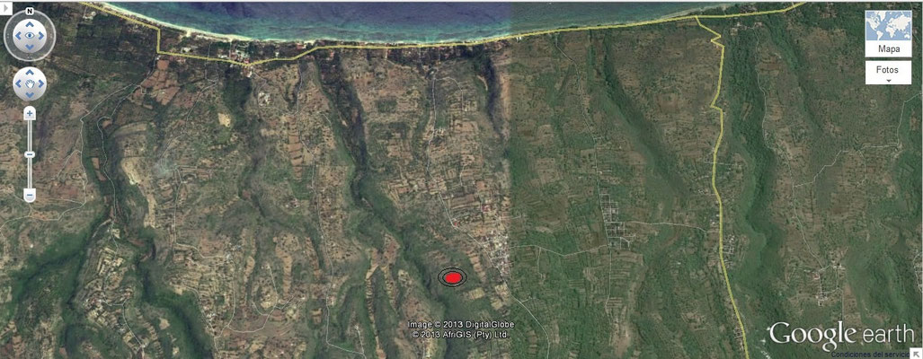 Nusa Penida land for sale near the village of Ped