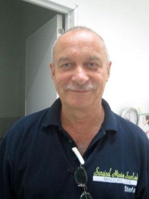 Stefan Frick, Chirurg