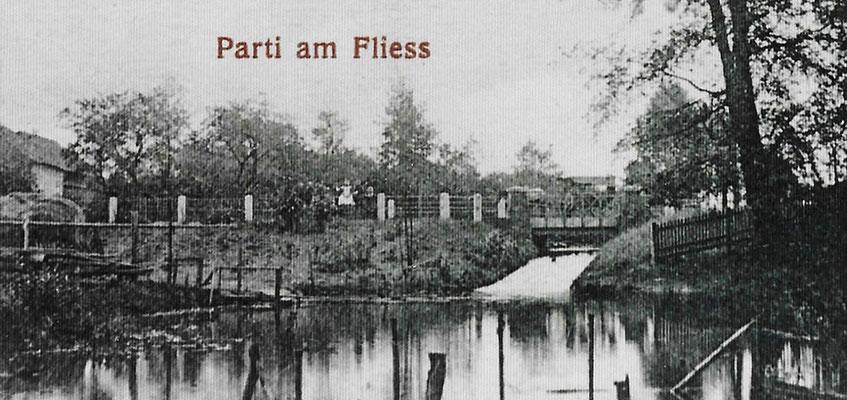 (0128/2) Fließ um 1916