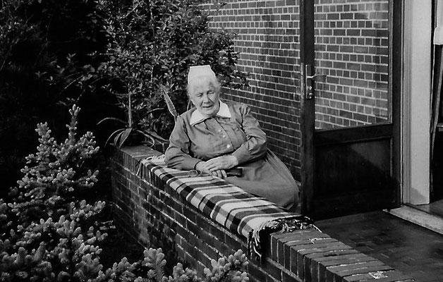 (0602) Gemeindeschwester Marie Pichlo; Jahr unbekannt