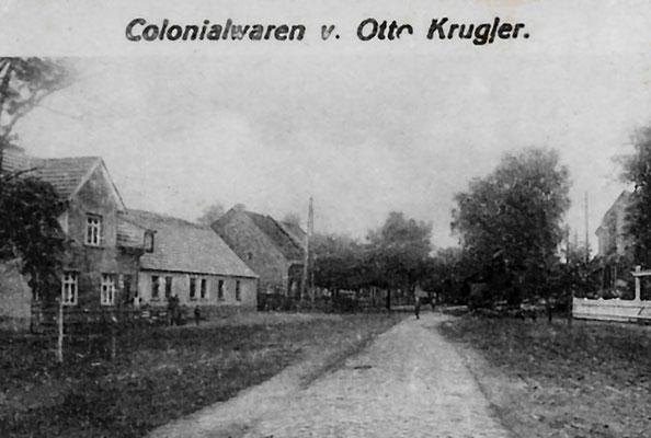 (184/1) Laden Otto Krugler, 1914